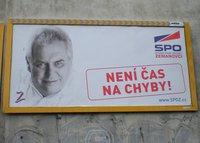 Sbírám volební billboardy